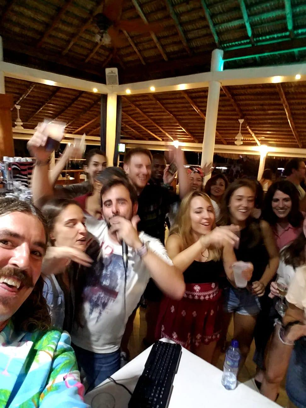 Liveaboard Life Day 162 to 163: Motorbike Trip + Saturday Karaoke night with Sailing friends!