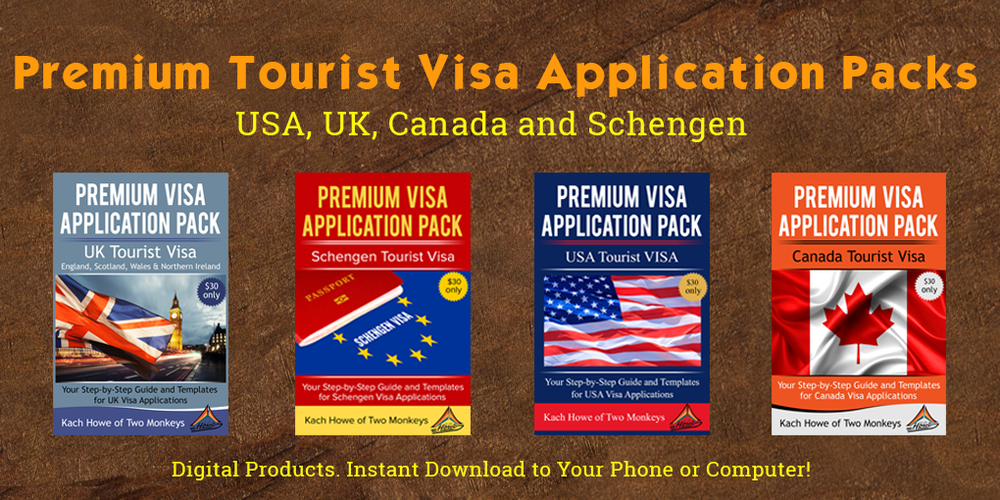 BUNDLE VISA PACK