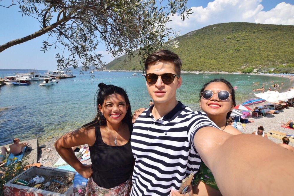 Kach Solo Travels Day 7: Full Day of Tour Around Herceg Novi, Montenegro 🤗