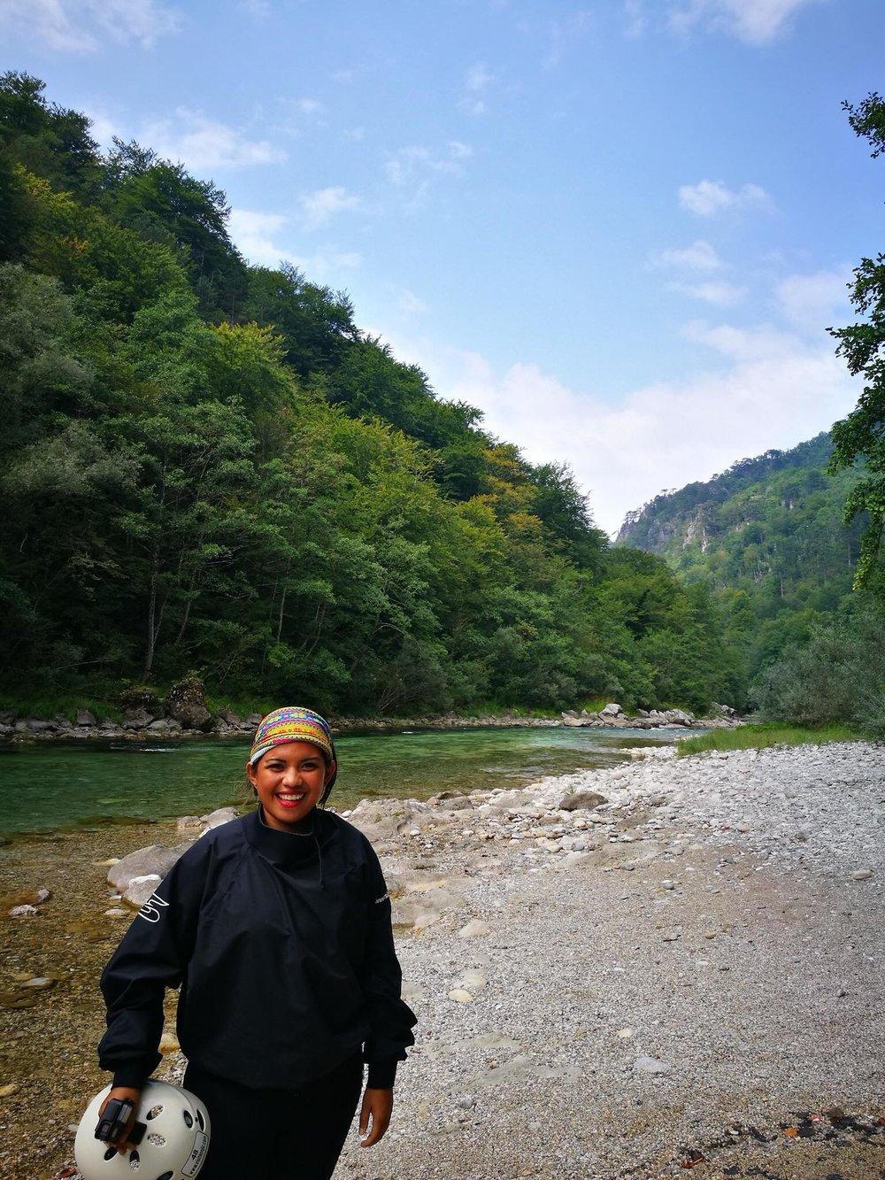 Kach Solo Travels Day 13: Water Rafting in Neretva River in Konjic, Bosnia & Herzegovina ❤️