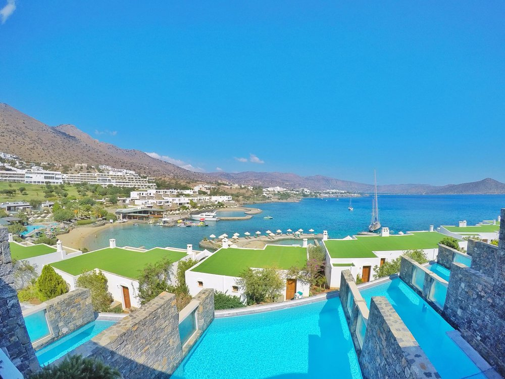 Kach Solo Travels Day 32: My Long Term Goals.. Dreaming Big here in Crete, Greece