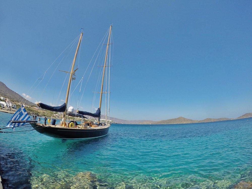 #EloundaPeninsula #visitgreece #Crete #Greece #incredible_crete @Elounda_SA_ @eloundapeninsul @VisitGreecegr @Incred_Crete