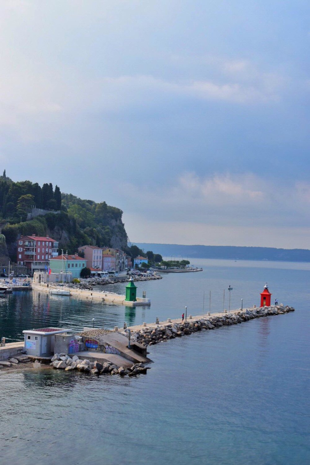 Kach Solo Travels Day 39 - 40: Some more bits from my 4 days stay in PIRAN, SLOVENIA! 💋