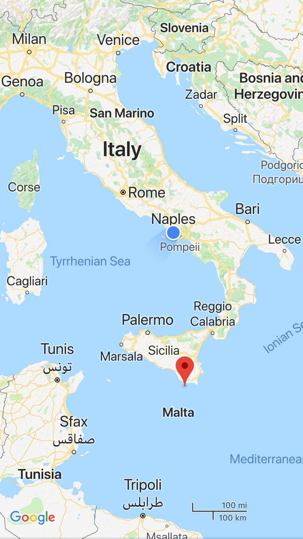 Kach Solo Travels Day 44: Hello from Napoli in Southern Italy!