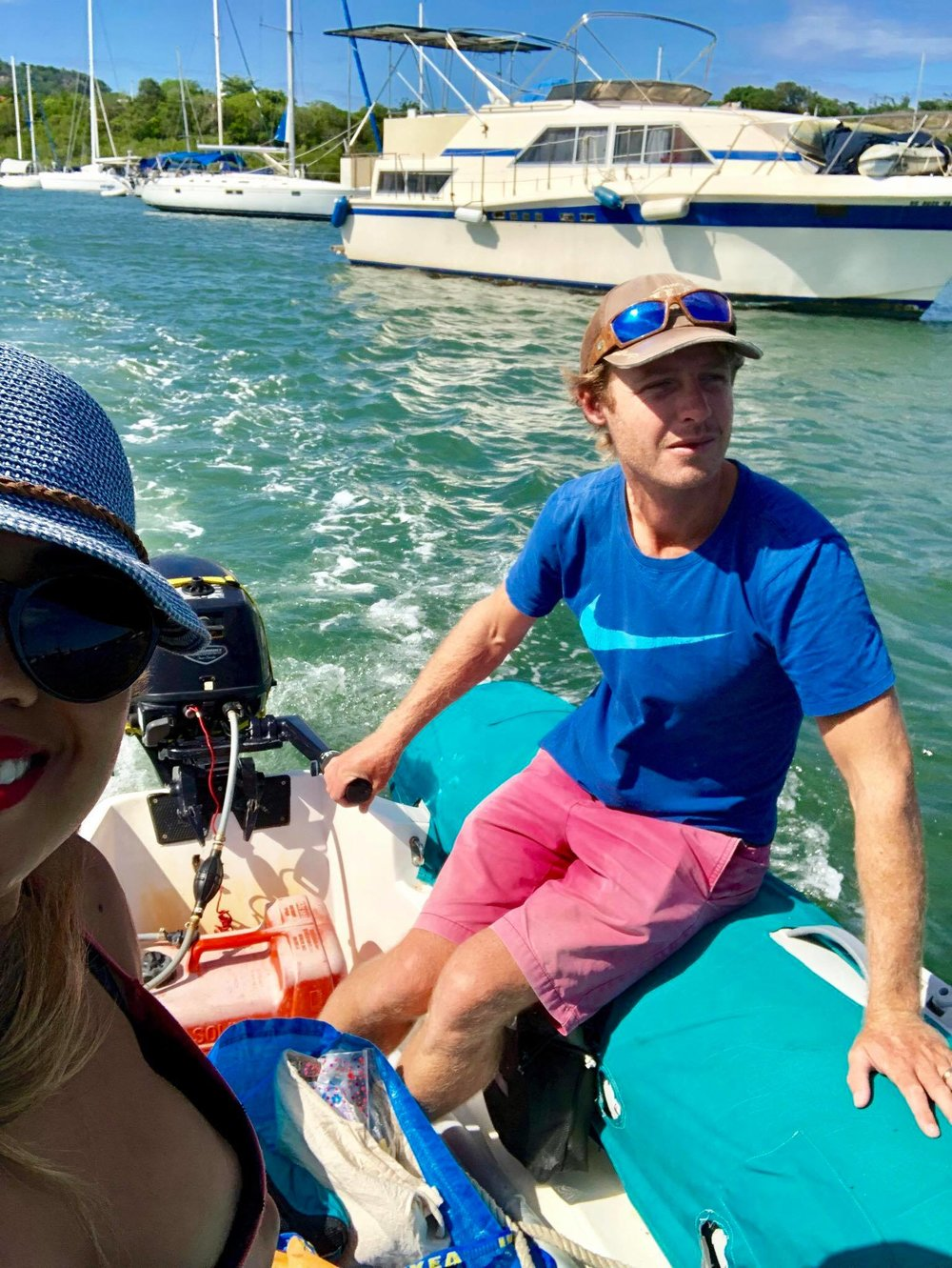 Liveaboard Life Day 267: Back to our normal life on Saturday 💋