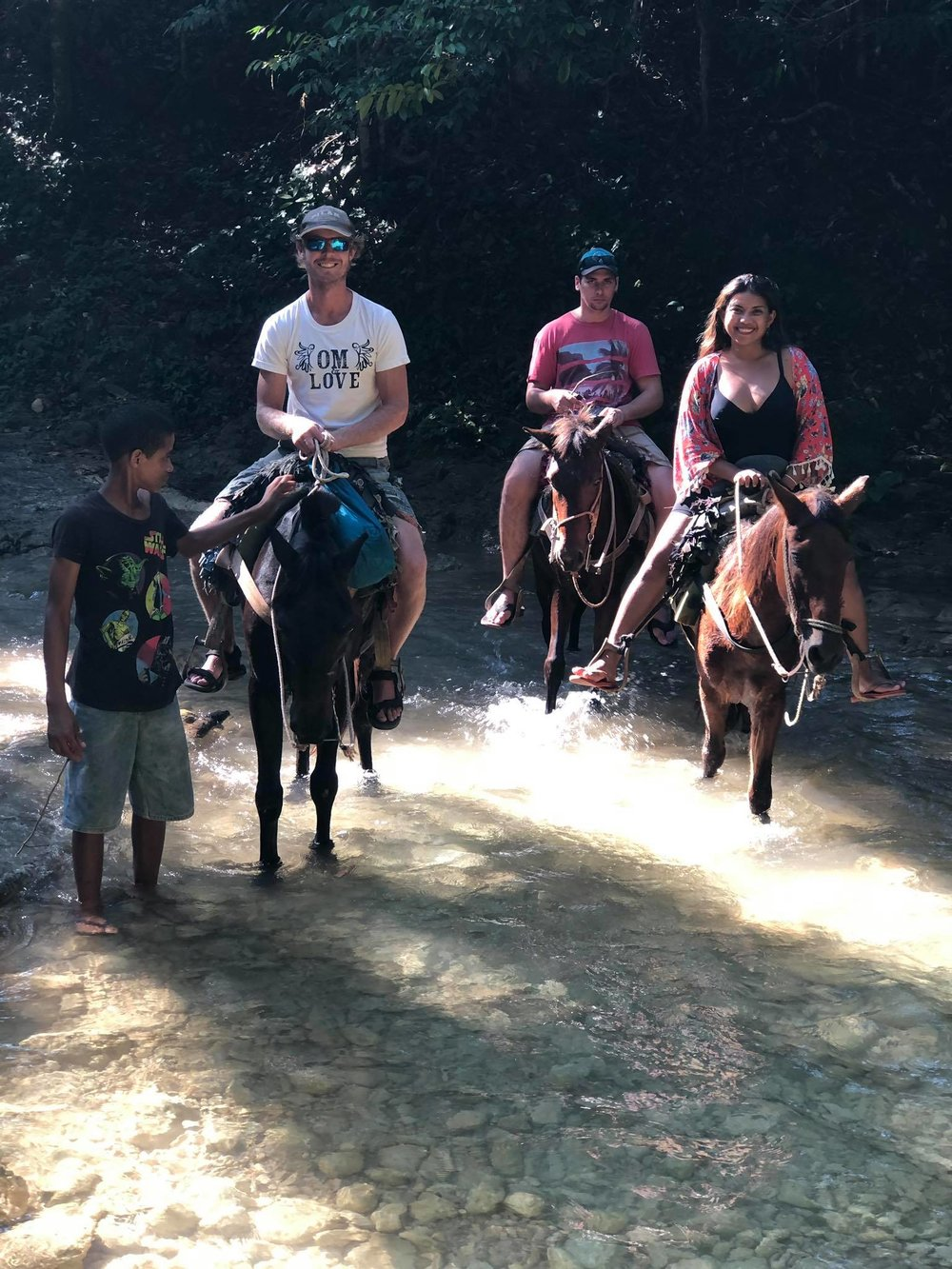 Liveaboard Life Day 274: Horseback Riding in Samana, DomRep