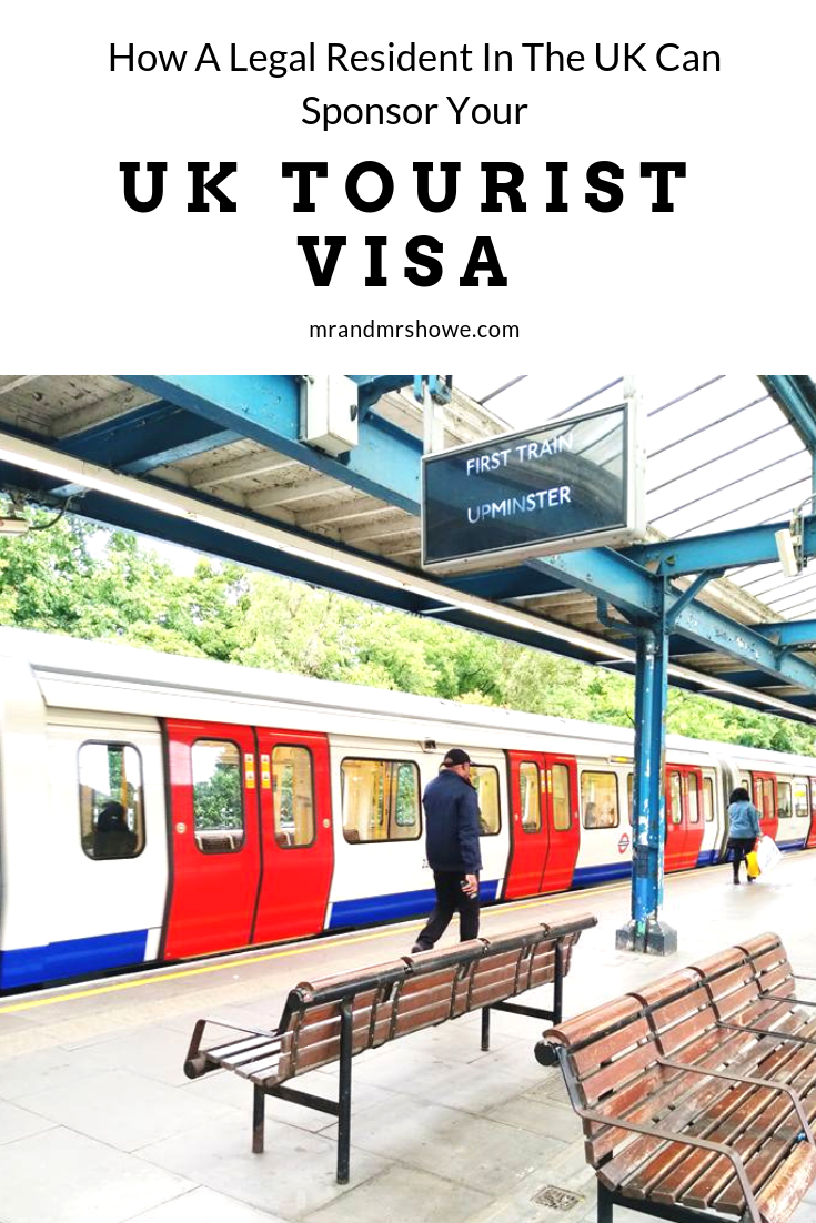 Comprehensive Guide On How A Legal Resident In The UK Can Sponsor Your UK Tourist Visa
