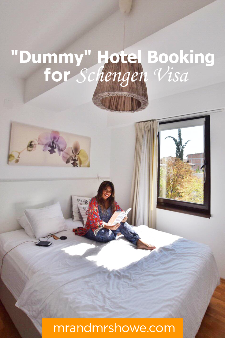 """Dummy"" Hotel Booking for Schengen Visa: How To Make A Legit & Confirmed Hotel Booking Reservation For Your Visa Application"