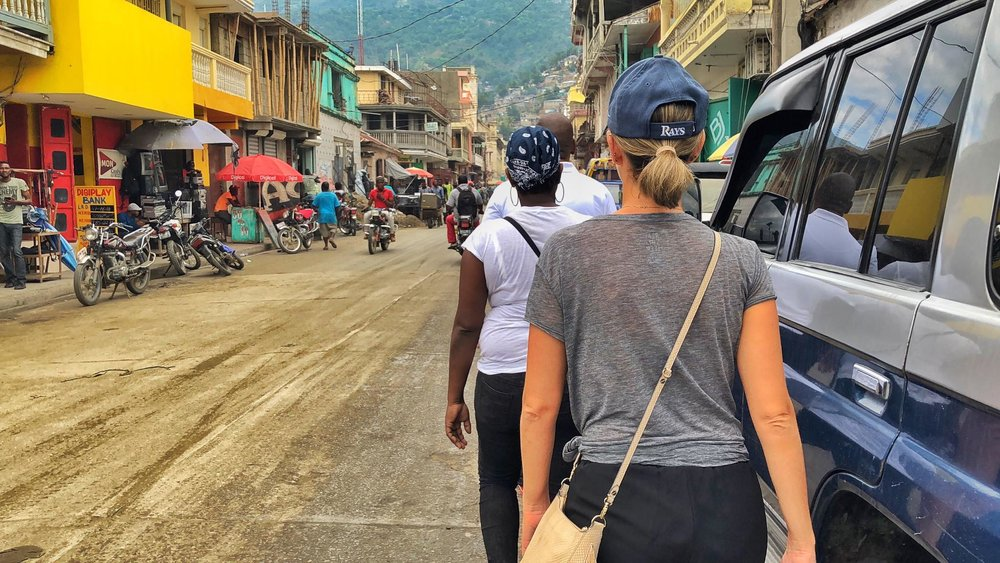 Liveaboard Life Day 278: 1st Day exploring Cap Haitien, Haiti