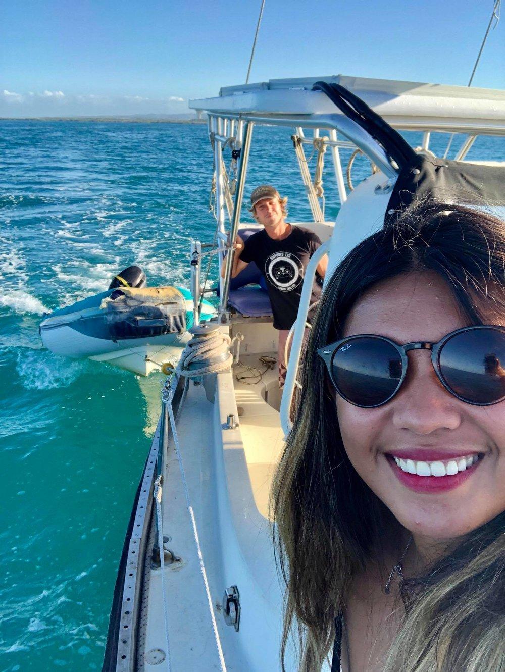 Sailing Life Day 309 Sailing (actually motoring) from Puerto Real to Boqueron, Puerto Rico1.jpg