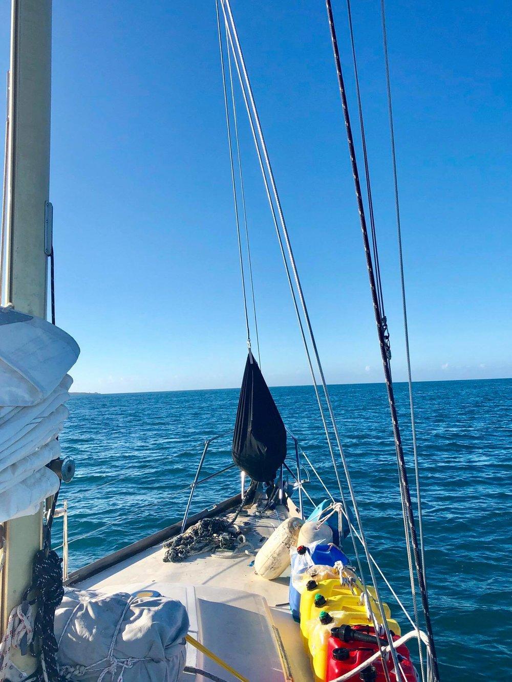 Sailing Life Day 309 Sailing (actually motoring) from Puerto Real to Boqueron, Puerto Rico2.jpg