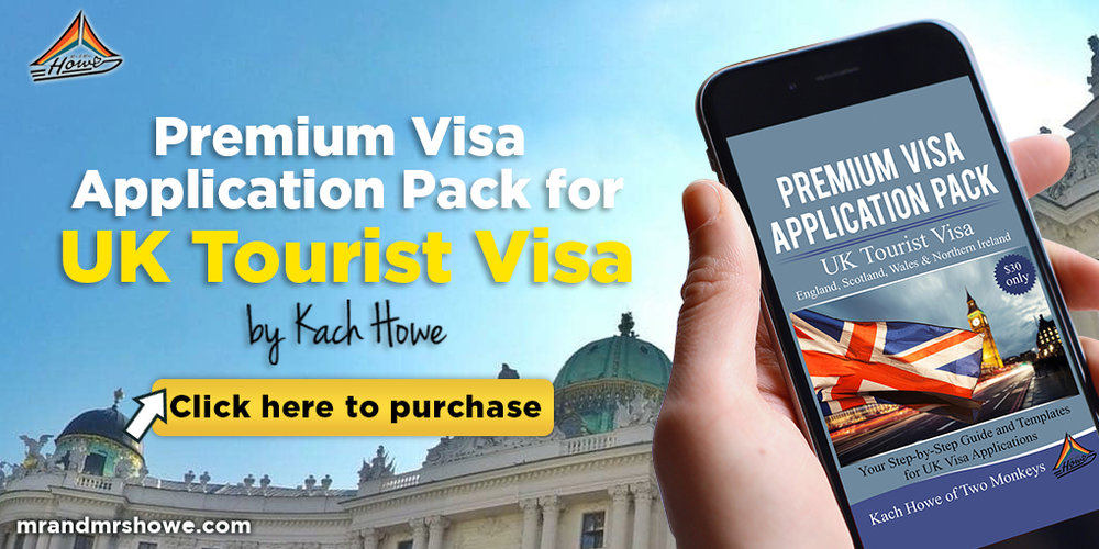 PREMIUM UK TOURIST VISA PACK