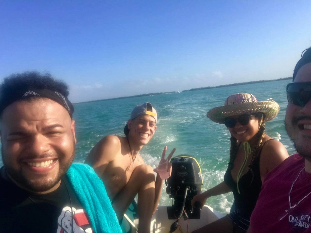 Sailing Life Day 358 Trip to Cayo Matias, Salinas with our Puerto Rican friends1.jpg