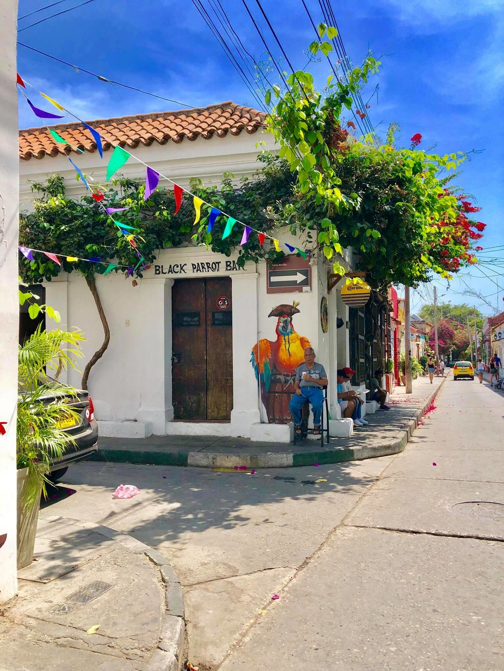 Kach Solo Travels in 2019 Hello from Cartagena, Colombia.jpg