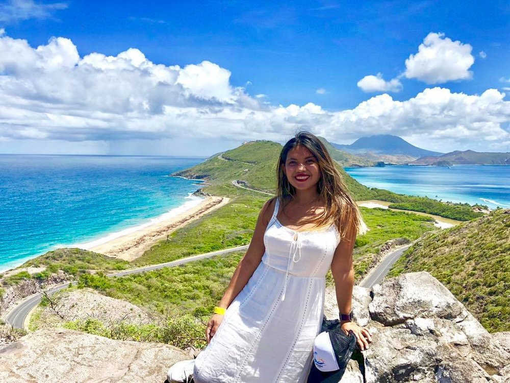Kach Solo Travels in 2019 Hello from St Kitts.jpg