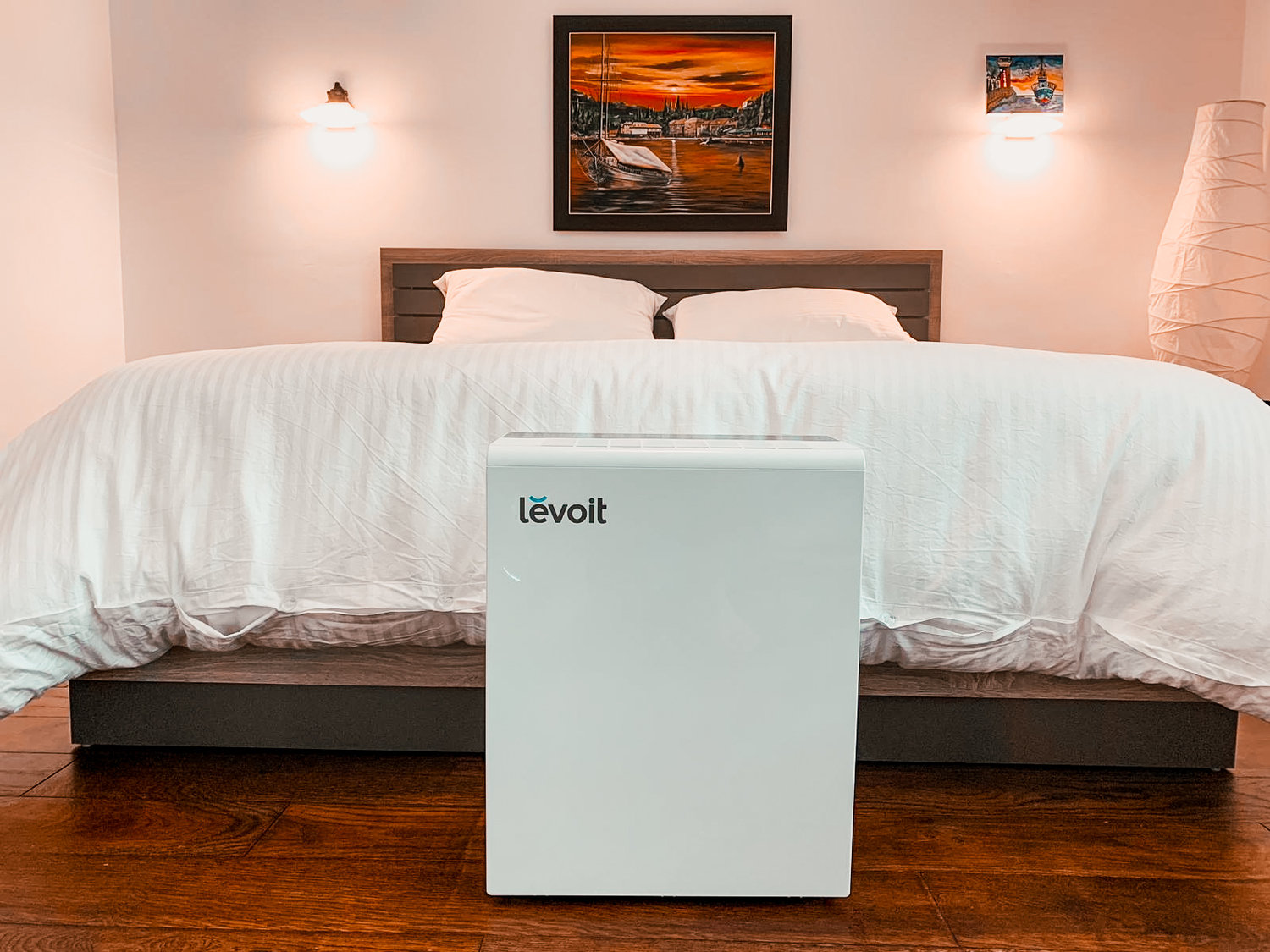 Get Fresh Air Everyday With Levoit Smart Wifi Air Purifier ...