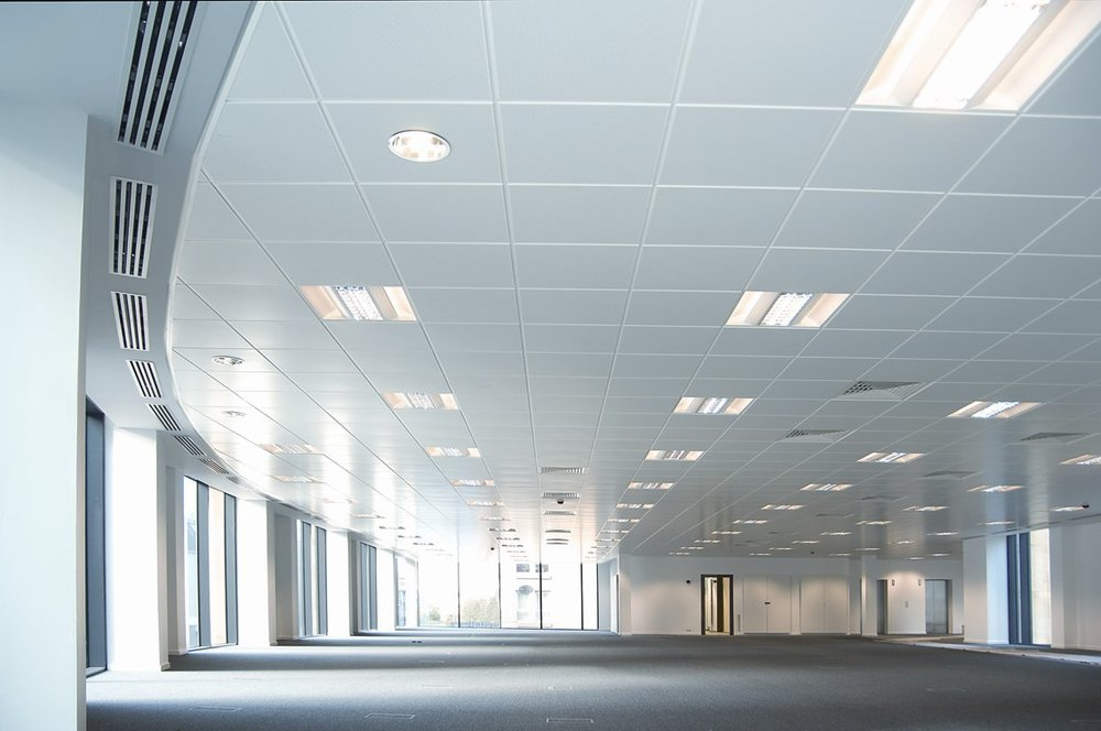 Coustic Glo Ceiling Refurbishment