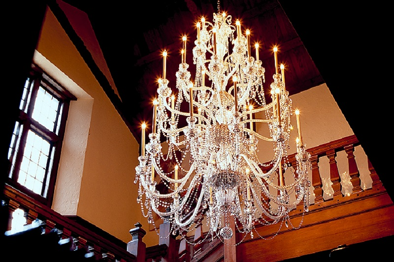 Coustic Glo Chandelier Cleaning