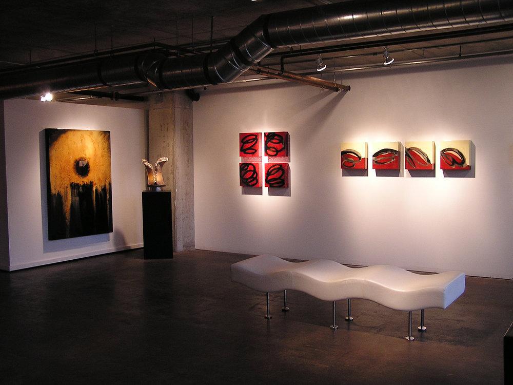 Energy Show Walker Fine Art Denver CO.