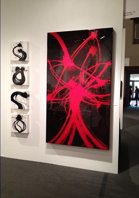Santa Fe Art Show BDG