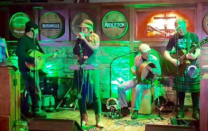 The Gillie Wheesels St. Patty's Day @ Rooney's 2018.jpg
