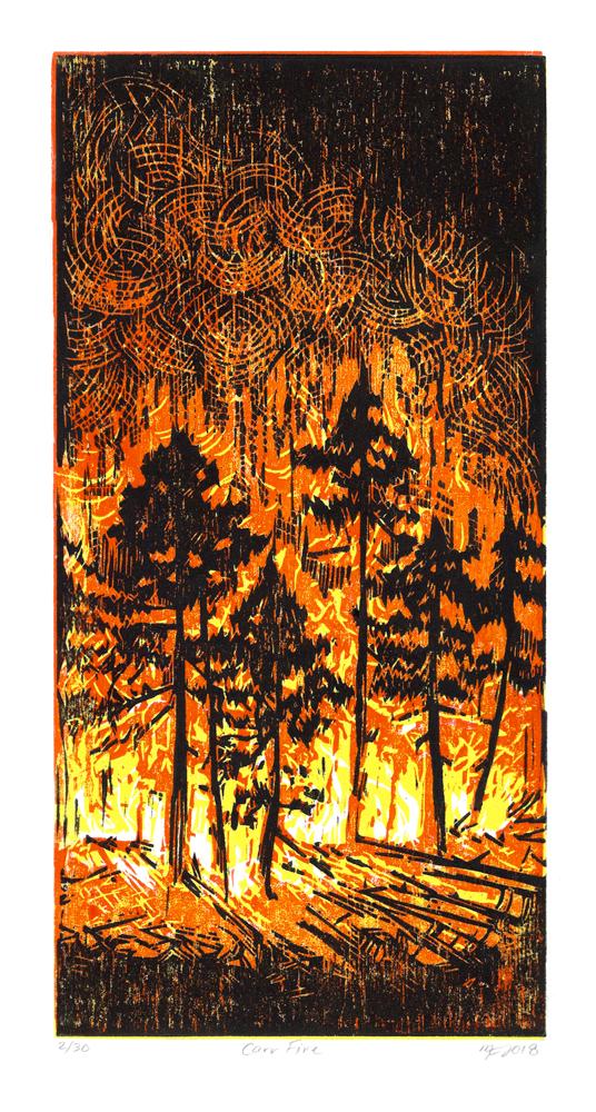 Carr Fire 2018