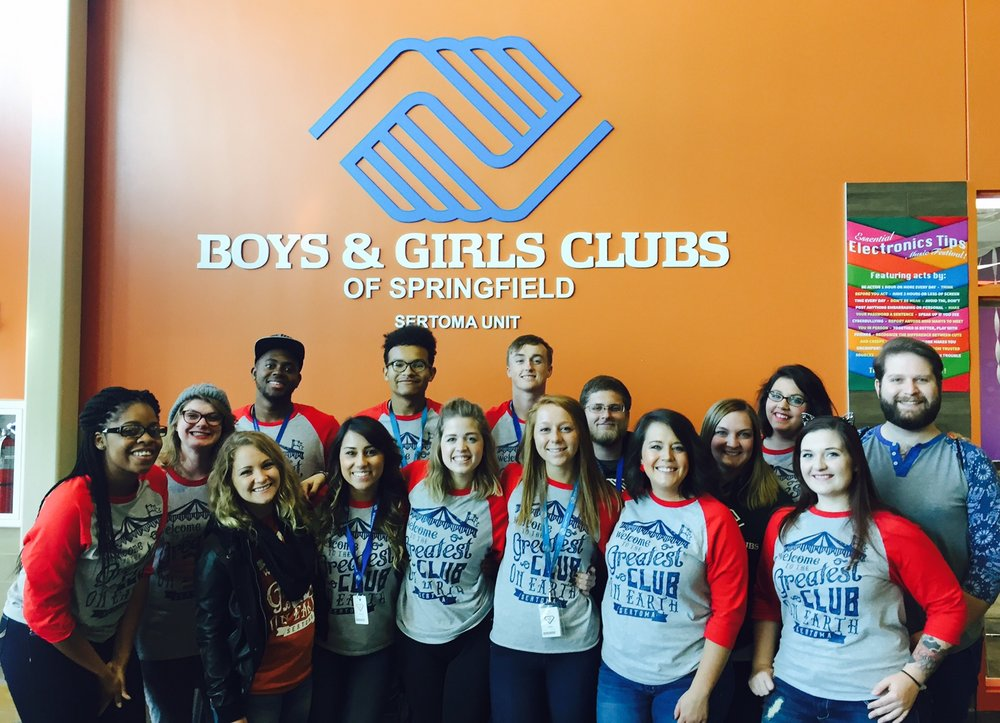 Boys  Girls Clubs Of Springfield, Mo  417-862-9249-2283