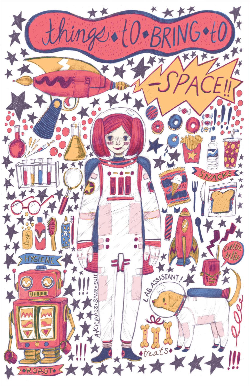 SPACE ZINE