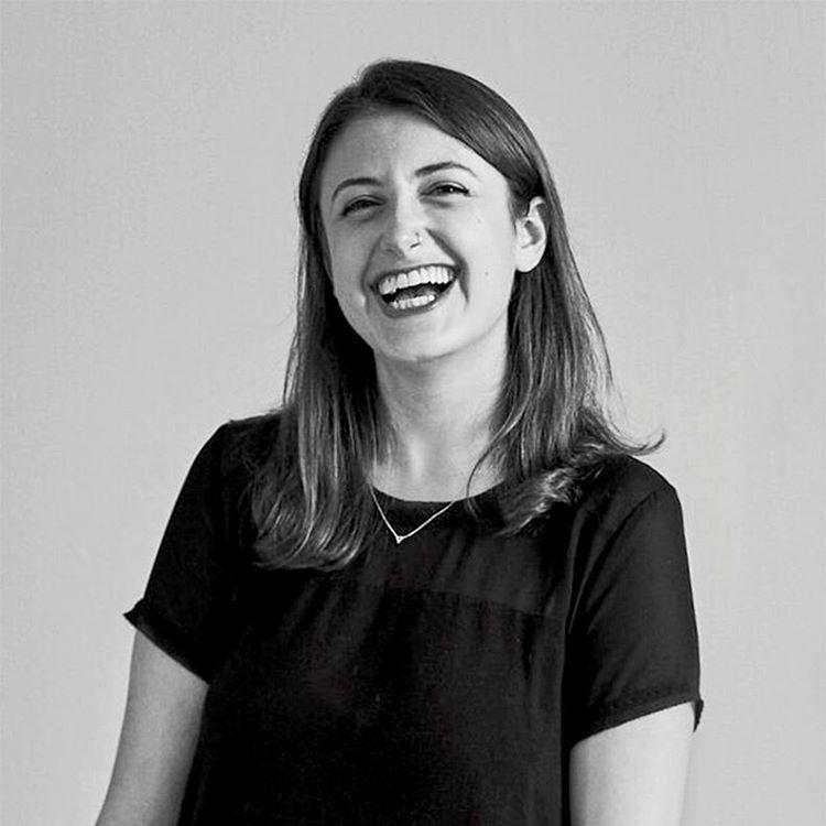 Zoe Scharf, co-founder of Greetabl