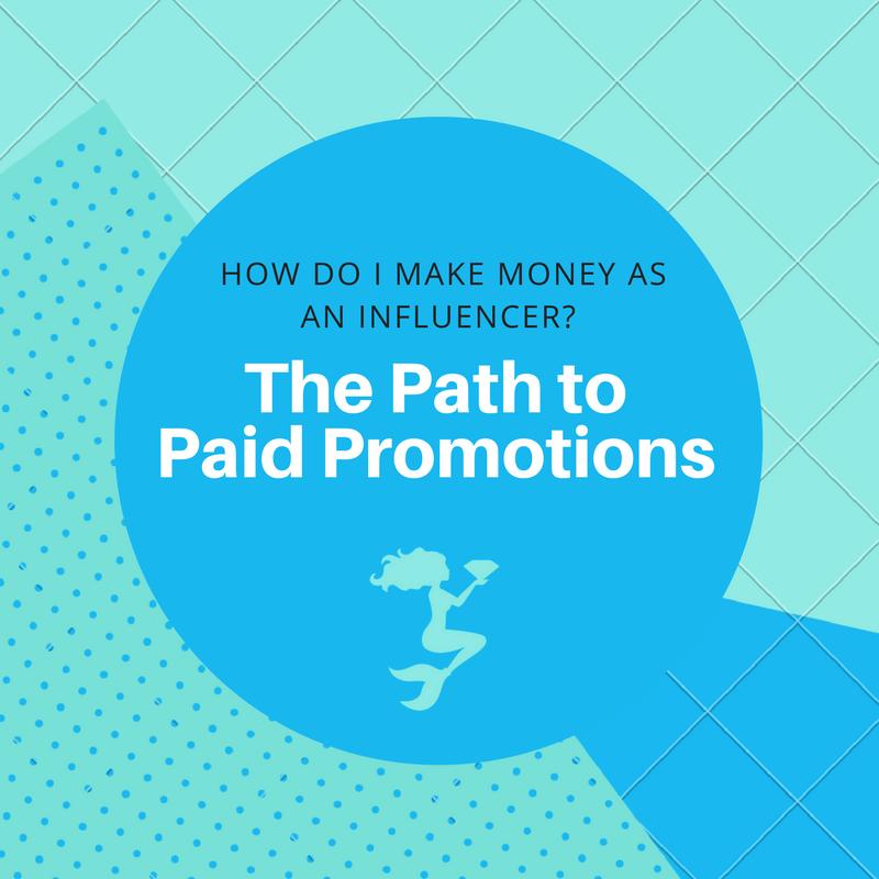 how do I make money as an influencer?