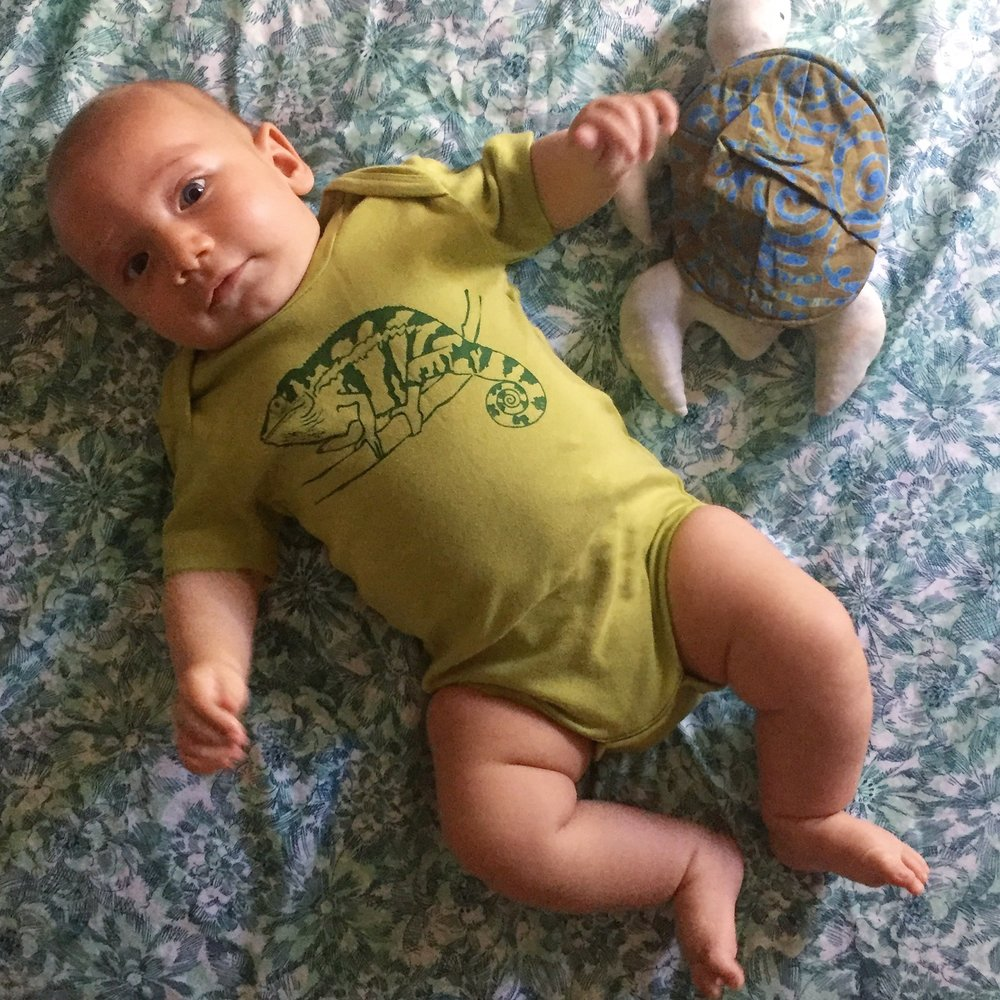 Infant bodysuit by BabyBlastoff -  Shop Here