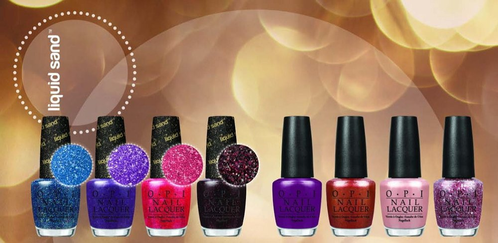 Mariah Carey Collection, by OPI — Alter EGO Salon and Blow Dry Bar.