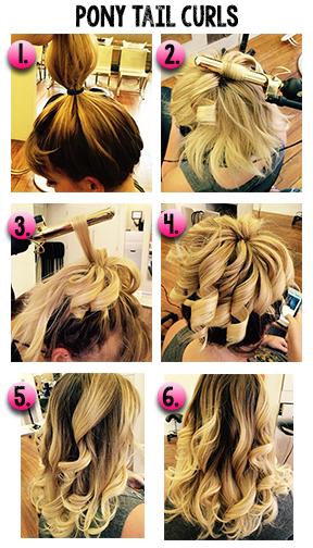 ponytailcurls
