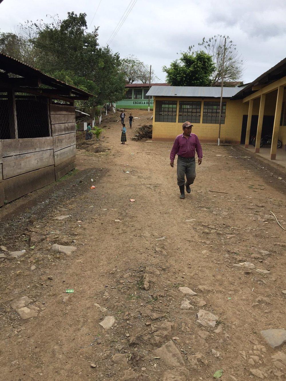 village of Tzalamtun, Cahabon, Alta Verapaz, Guatemala.