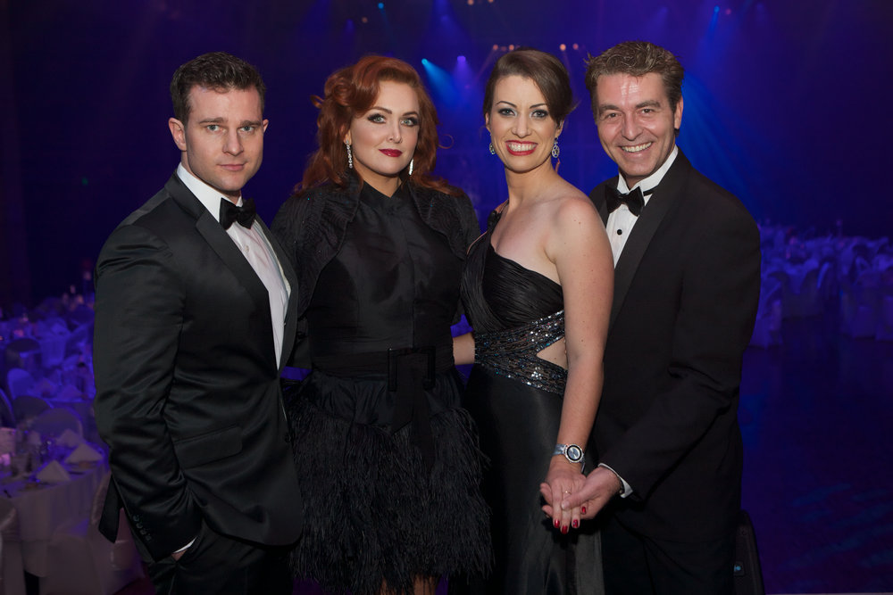 David Campbell Steps Grand Winter Ball