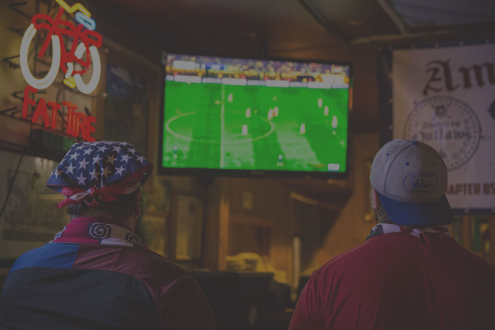 Camaraderie around the Beautiful Game: Rise of the American Outlaws in Columbia -
