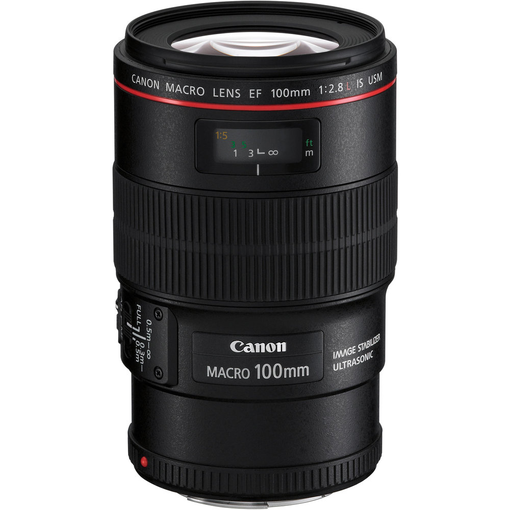 Canon Macro Lens EF 10mm - F/2.8 L IS USM