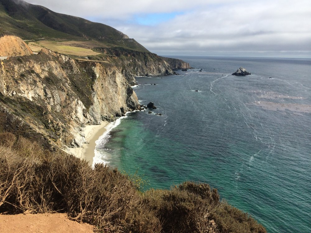 Pacific Coast-Photo by CC