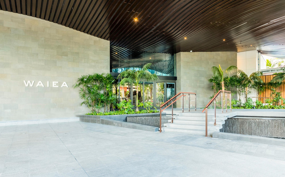 Waiea, Kakaako, Honolulu luxury rentals