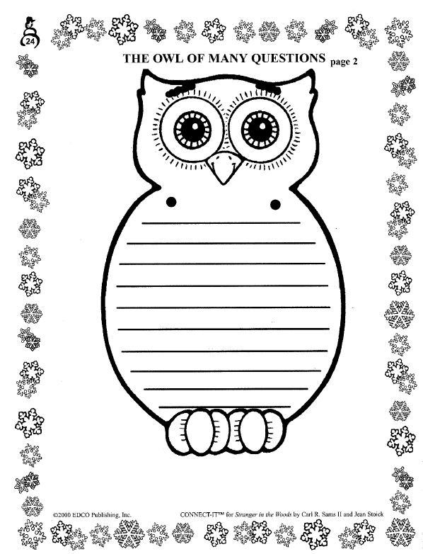 Owl of Many Questions Project