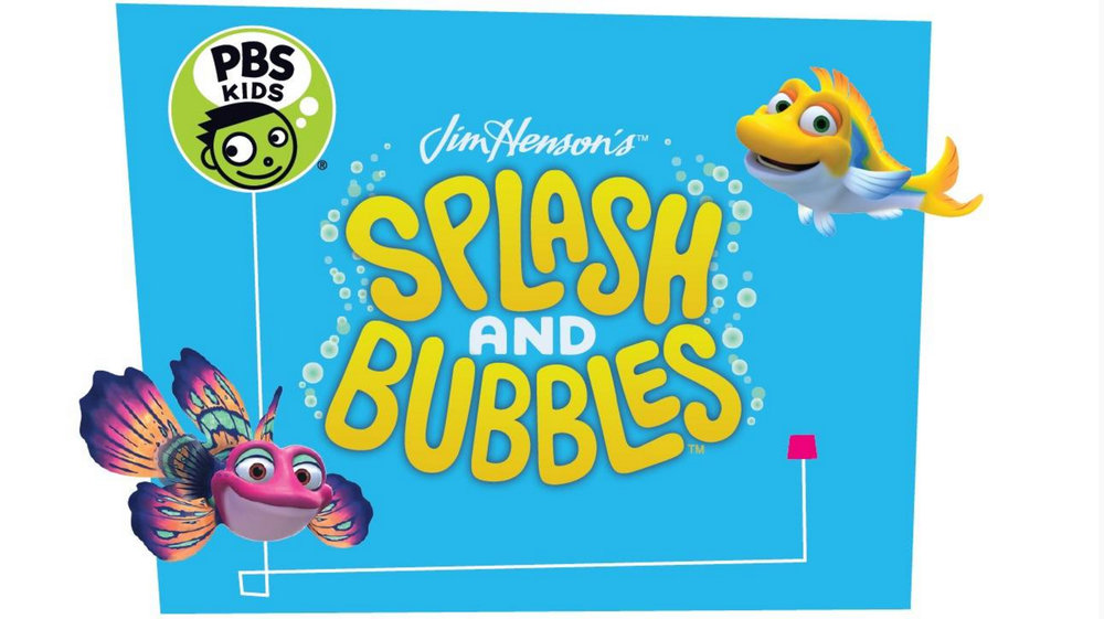 Splash and Bubbles Logo
