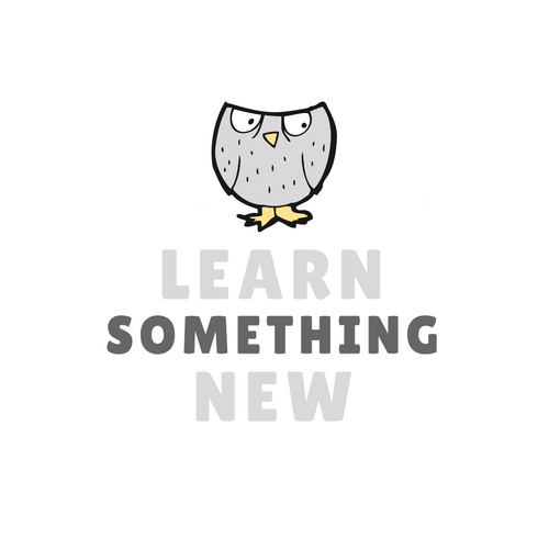 LEARN SOMETHING NEW: Best Learning Tools