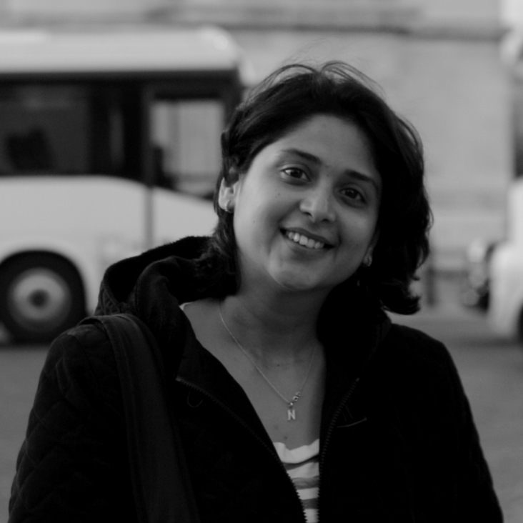 Nupur Kapadia, Lead Developer & Co-Founder