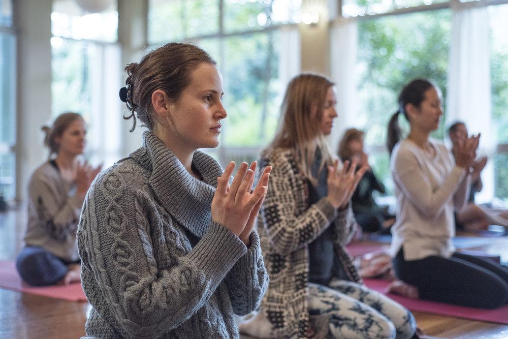 Spiritual upliftment