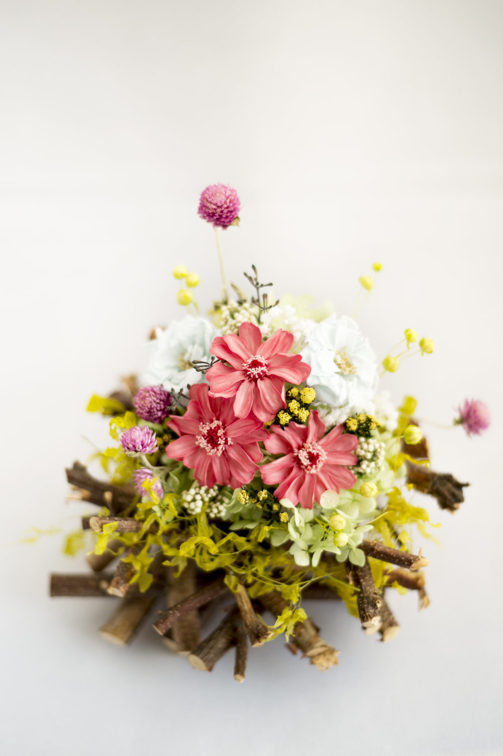 Japanese preserved flower one day class