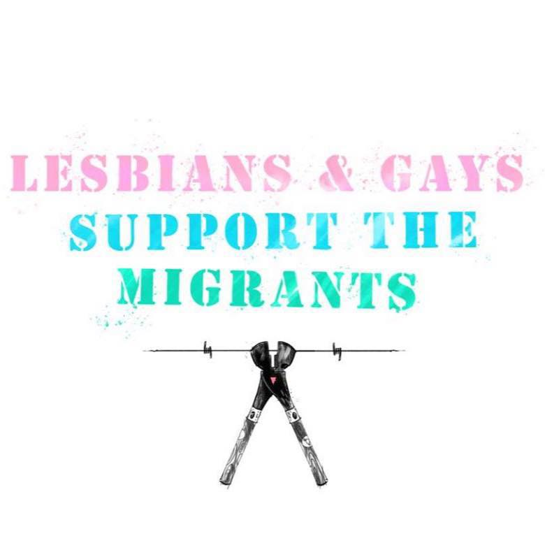 Lesbians & Gays Support the Migrants