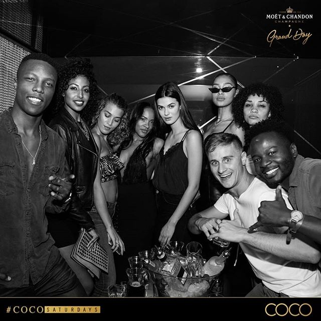 #COCOSaturdays - 9 June '18 #MoetGrandDay #COCOCPT