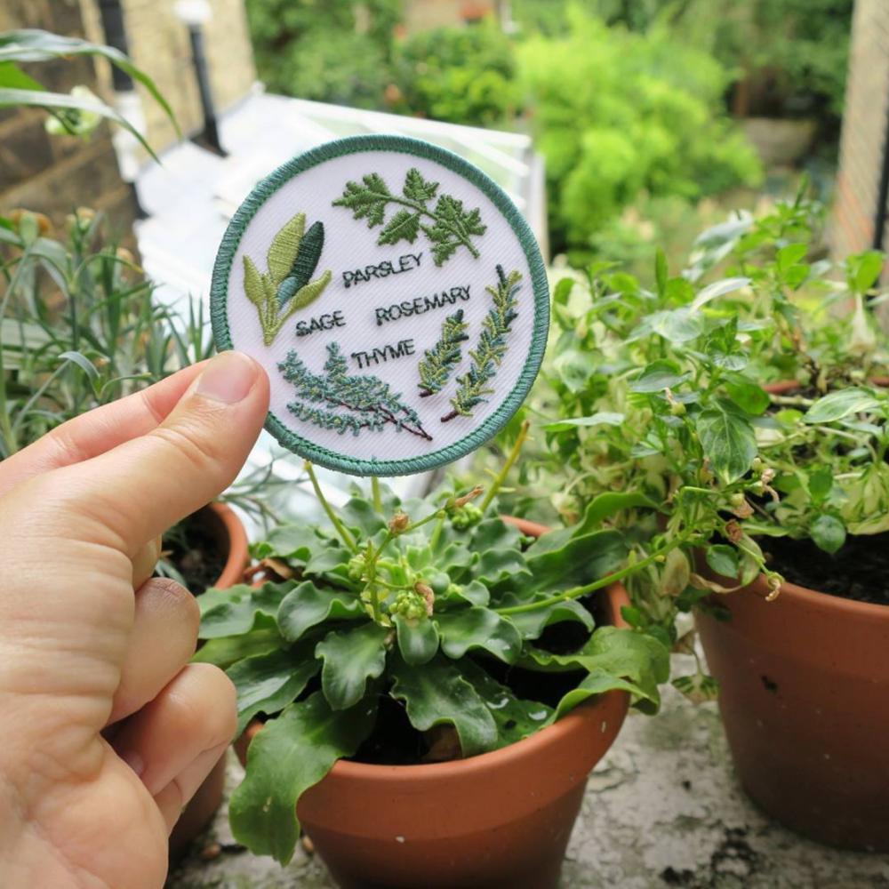Herb Garden Patch