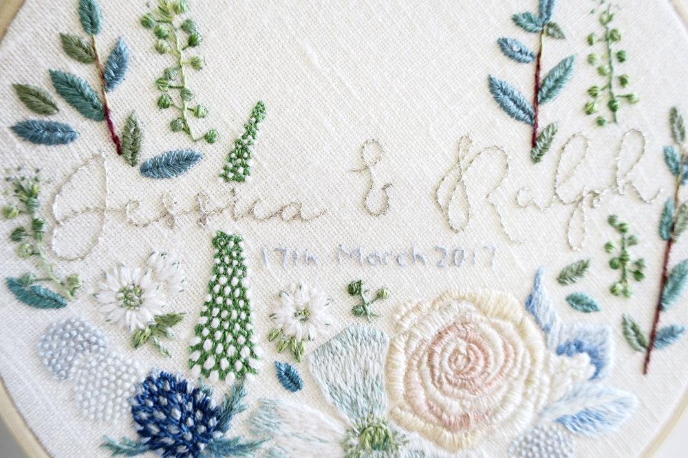 Wedding Embroidery 3