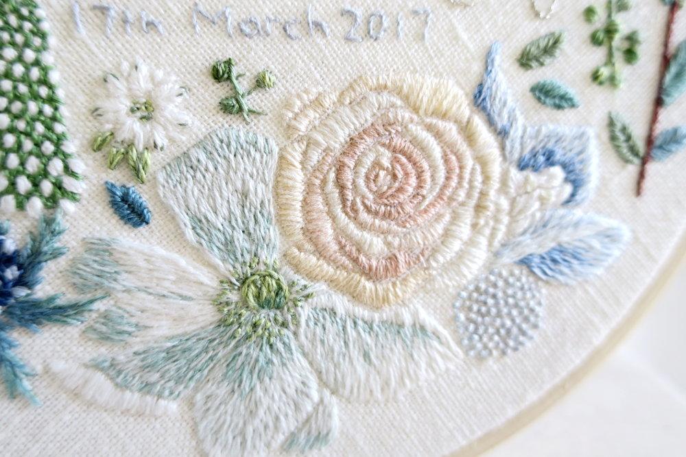 Wedding Embroidery 4